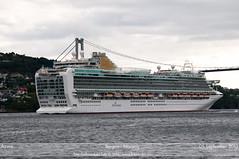 Azura (Aviation & Maritime) Tags: cruise norway po cruiseship bergen azura pocruises