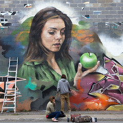 Street Art by Jarus.jpg (Bob's Corner) Tags: streetart graffiti montreal jarus mygearandme