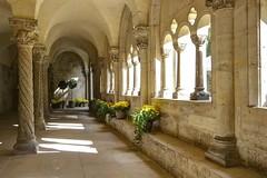Kaiserdom Kreuzgang 2 (GeraldGrote) Tags: kirche sulen kaiserdom bogengang knigslutter