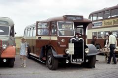 FA 9291 (markkirk85) Tags: new bus guy 1948 buses iii 63 arab fa burton 9291 fa9291