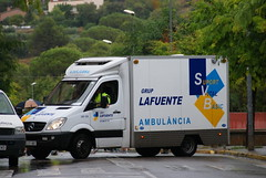 Ambulàncies LaFuente (o.moreno_) Tags: imatges