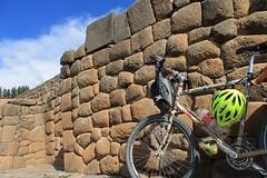 Bici, Inca walls