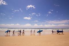 Surfers Paradise (Kokkai Ng) Tags: surfer surfers paradise gold coast queensland australia inarow
