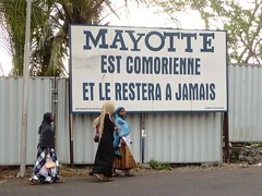 Mayotte is Comorian