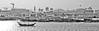 qatar (THAFEED) Tags: city white black ship qatar مدينة قطر اسود سفينة وابيض احادي