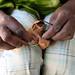 Female shoemaker