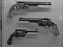 massachusetts springfield smithwesson revolvers ahobblingaday horacesmith springfieldmuseums lymanmerriewoodmuseumofspringfieldhistory smithwessongalleryoffirearmshistory danielbairdwesson model3americanprototype model3russianprototype 44doubleactionrevolverforrussia