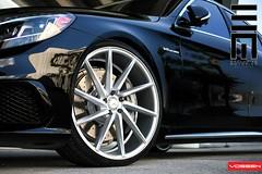 Mercedes-Benz S63 AMG - CVT (VossenWheels) Tags: mercedes european deep s class exclusive concave motoring directional cvt vossen teamvossen