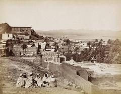El-Aghouat, 1880 (Benbouzid) Tags: africa sahara algeria al north oasis algrie 1880 laghouat aghouat
