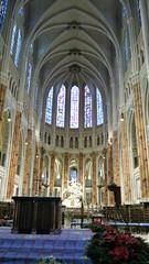 la Cattedrale di Chartres- l'Altare