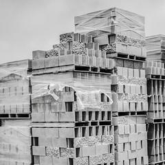 Blocks (catlucia) Tags: face cement block split cinderblock landscapesupply