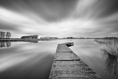 (Isabelle Van Assche photography) Tags: photography blackwhite long exposure belgium filter nd vision:mountain=0592 vision:sky=0969 vision:clouds=0937 vision:ocean=0621