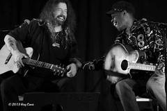 """Jason Stretch & Earl Jackson at the Boogaloo Blues Weekend in the Heathlands, Bournemouth, 2013 • <a style=""""font-size:0.8em;"""" href=""""http://www.flickr.com/photos/86643986@N07/12206283755/"""" target=""""_blank"""">View on Flickr</a>"""