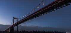 pont d'aquitaine (Eric-38) Tags: bridge storm vent pentax bordeaux pont garonne k5 tempte quais pontdaquitaine quaisdebordeaux pentaxk5
