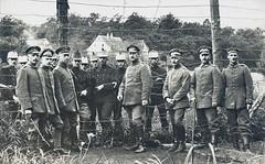 Border German Empire / Switzerland - ca. 1915-1918 (Paranoid_Womb) Tags: soldier army war postcard wwi german empire imperial 1914 1915 greatwar worldwar 1917 1918 1916 wolrdwarone
