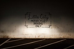 Little City (TASTE.THIS.PICTURE.) Tags: night this desert parking picture only motorcycle taste littlecity boldercity