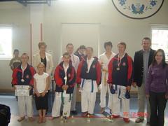 I Otwarte Mistrzostwa Żukowa w Karate 15.06.2008