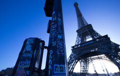 Paris 2014 (alexanderhollandphotography) Tags: trip urban paris tower sign de photography graffiti boat aperture long tour slow triomphe banksy eiffel shutter valentines february arche 2014