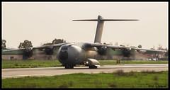 Airbus A400M Atlas (Nightmar83) Tags: france military airbus atlas var militaire aroport hyres a400m cotam