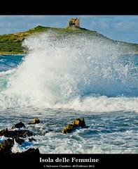 731_NSC5685_bis_Isola_delle _Femmine (Vater_fotografo) Tags: panorama seascape mare cielo palermo sicilia controluce onde onda isoladellefemmine isolotto ciambra salvatoreciambra clubitnikon vaterfotografo