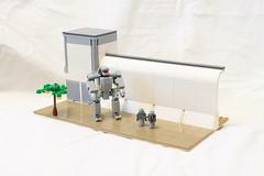 Mobile Frame Anthology: CYLON Praetorian (Roboslob92) Tags: robot lego gaming mecha mech mobileframe mobileframezero mobileframezerorapidattack