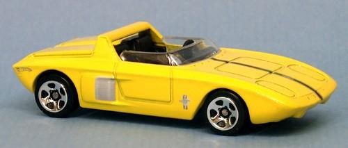 Mattel Mustang concept 62