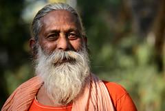 17Mar 2014 Mathura_DSC_5694 (Andrew JK Tan) Tags: india indian priest 2014 mathura