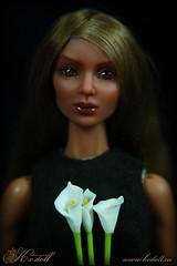 Honey_Top_model_KCDoll_11 (kularien) Tags: honey bjd balljointeddoll artistdoll tandoll kcdoll kulariencustomdoll