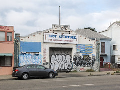 The current owner(s) of Rust Autowork is/are: Ronsy Smerf Slam. (Tim Kiser) Tags: 2015 20150702 7thstreet alamedacounty alamedacountycalifornia bayarea california chinatown chinatownoakland chinesecharacters eastbay img5886 july july2015 oakland oaklandcalifornia oaklandchinatown oaklandgraffiti ronsysmerfslam rustautowork rustautoworkformotoringenjoyment sanfranciscobayarea seventhstreet trustautowork trustautoworkformotoringenjoyment automobilerepair automobilerepairshop banner building car carrepair carrepairshop coveredingraffiti downtown downtownoakland enjoyment formotoringenjoyment garage garagedoor graffiti graffititags graffiticovered graffiticoveredbuilding lettermissing missingletter mostlycloudy motoring motoringenjoyment northerncalifornia parkedcar paved pavement redwaste repairshop ronsygraffiti sidewalk slamgraffiti smerfgraffiti spraypaint street tags waste wastegraffiti unitedstates us