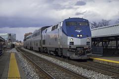 Amtrak Capital Limited (ExactoCreation) Tags: mtrak superliner diesel