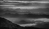 A New Day Is Dawning (AnyMotion) Tags: morgendämmerung mountains berge landscape landschaft landschaftsaufnahmen 2013 kyaikhtiyo myanmar burma birma southeastasia anymotion reisen travel 5d2 canoneos5dmarkii bw blackandwhite sw ngc npc