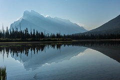Mt Rundle from #2 (Ron Hodgson Wildlife Photography) Tags: bnp rundle vermillionlakes