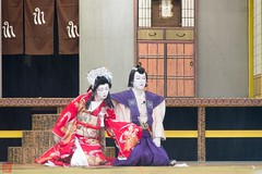 IMGP5616-12 (zunsanzunsan) Tags: 冬 歌舞伎 神社 酒田市 黒森 黒森日枝神社 黒森歌舞伎