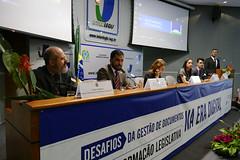 Congressos. Seminários. Palestras (Senado Federal) Tags: evento seminário gestão documentação informaçãolegislativa eradigital auditórioantoniocarlosmagalhães interlegis fábioliberal brasília df brasil bra