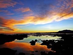 Reflejo (Antonio Chacon) Tags: andalucia atardecer marbella málaga mar mediterráneo costadelsol cielo españa spain sunset