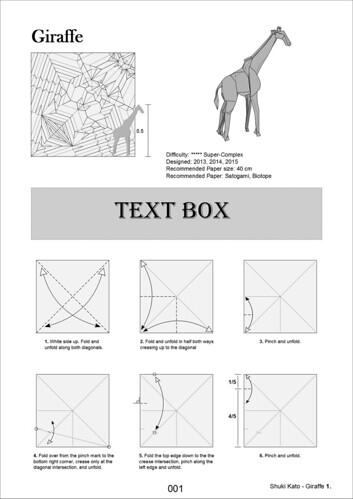 Flickriver: Random Photos From Origami Diagrams Pool