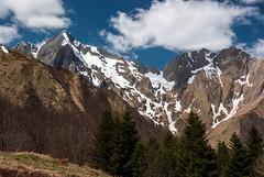 Balade avec vues (Aula/Ariège) (PierreG_09) Tags: ariège pyrénées pirineos couserans montagne hiver neige montvalier coldecruzous