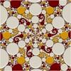 Point of Convergence (Ross Hilbert) Tags: fractalsciencekit fractalgenerator fractalsoftware fractalapplication fractalart algorithmicart generativeart computerart mathart digitalart abstractart fractal chaos art kleinian circleinversion tiling orbittrap