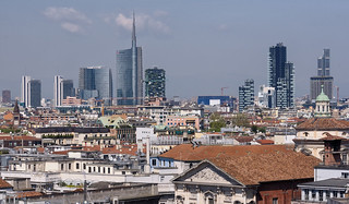 MilanoSkyline [with tagged buildings!]