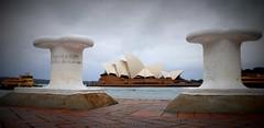 Utzon's House, Sydney. (Thor Hilmarsson) Tags: nikond80 sydney australia harbor operahouse house architecture building destination travel boat seaside view sky weather