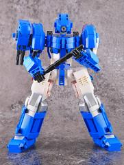 """Lego """"Ranger-X"""" 01 (guitar hero78) Tags: lego legomech moc stilllife fujifilm fujinon f24 xf60mm mecha"""