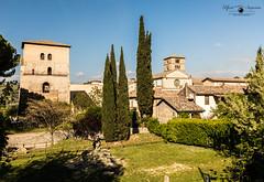Abbazia di Farfa (RI) (87_Stefano_87) Tags: lazio sabina rieti farfa italia italy abbey abbazia