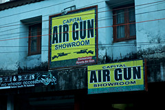 Only air powered (abrinsky) Tags: india nagaland kohima building