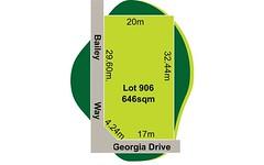 Lot 906 Georgia Way, Mernda VIC