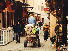 Medina of Marrakech (micheledini) Tags: travelling colours street marrakech medina marocco streetphotography