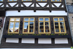 Windows in windows (petrOlly) Tags: europe europa germany deutschland wernigerode architecture architektura building buildings city reflection reflections window windows