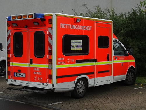 """Volkswagen Transporter """"Rettungsdienst"""""""