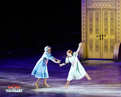 Elsa & Anna - Do you wanna build a snowman (DDB Photography) Tags: disney disneyonice ice waltdisney disneyphoto disneypictures disneycharacters followyourheart mickey mickeymouse minnie minniemouse mouse feldentertainment donaldduck duck goofy figure skate figureskate show iceshow prince princess princesses castle animation disneymovie movie animatedmovie fairytale story anna elsa elsathesnowqueen olaf kristoff sven hans princehans arendelle frozen loveisanopendoor letitgo