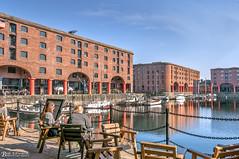 Albert Dock (Bob Edwards Photography - Picture Liverpool) Tags: albertdock liverpool docks leisure maritimemuseum merseyside city