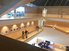 Design Museum- London (AwesomeH15) Tags: wood stone designmuseum kensington london view above floors design